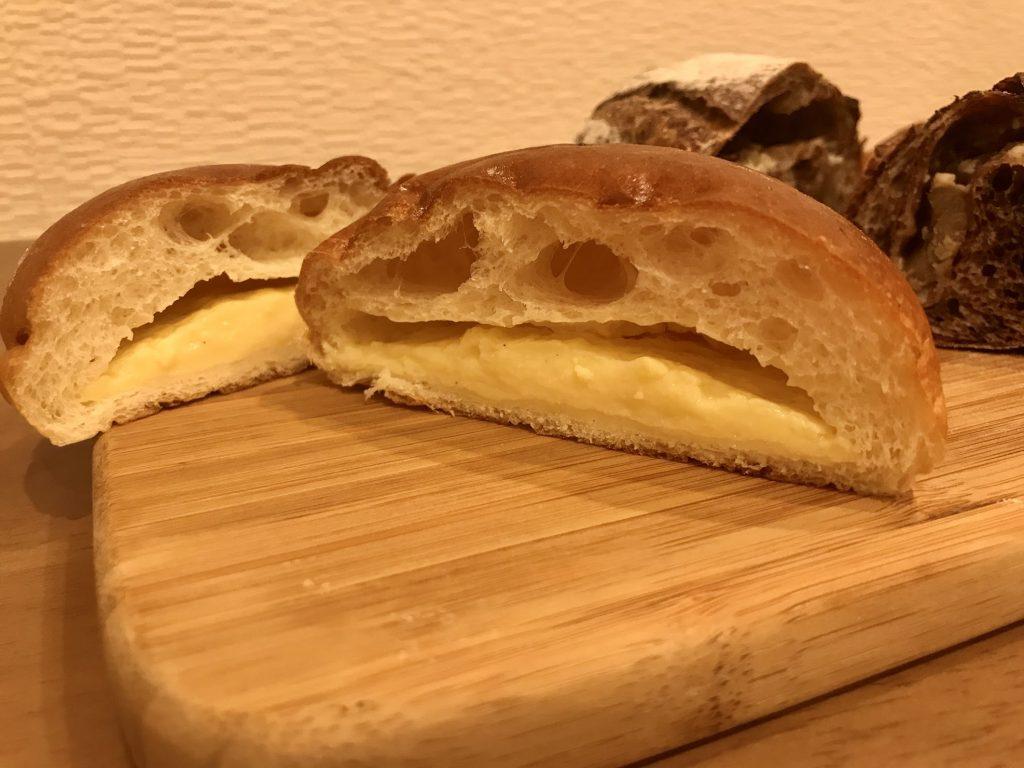 絶品クリームパン