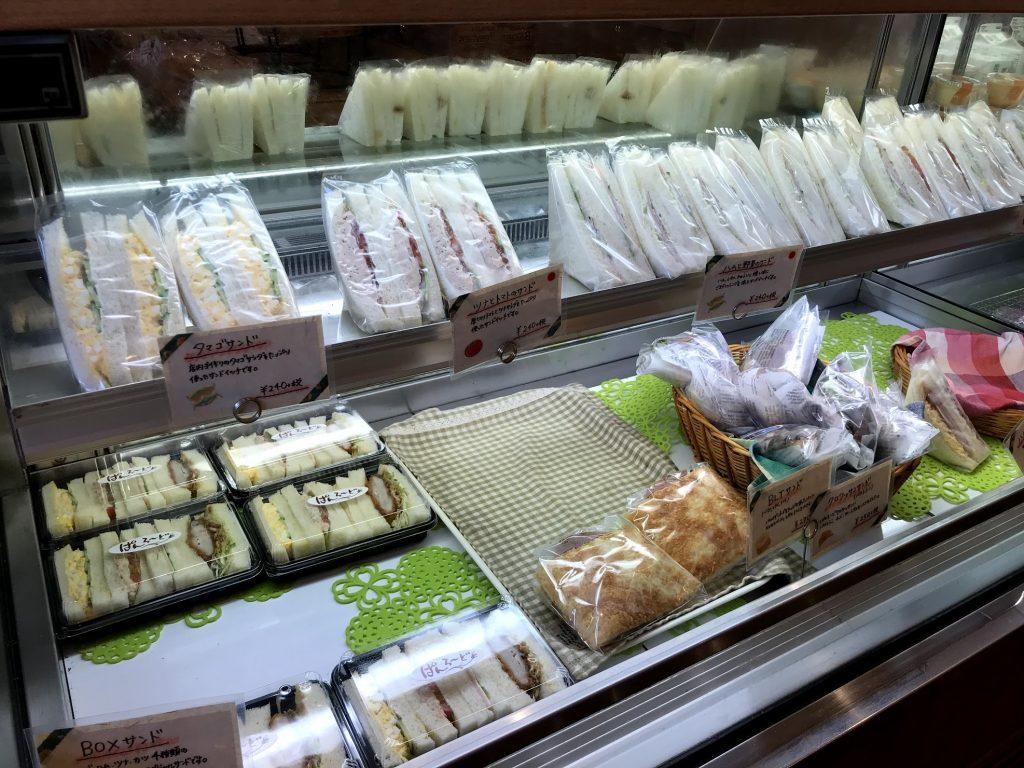 ぱんろーど,パンロード ,サンドイッチ