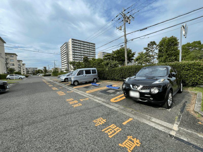 大泉緑地,駐車場,コインパーキング,おすすめ駐車場