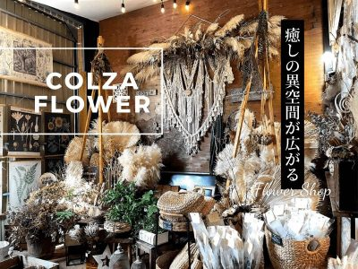 コルザフラワー,colzaflower