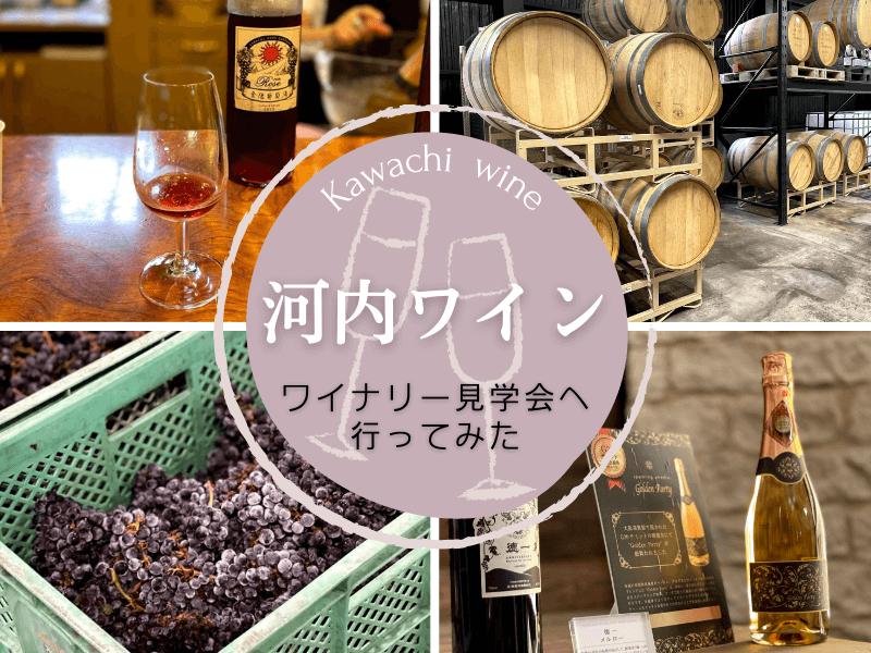 河内ワイン,河内ワイン館,大阪ワイナリー,