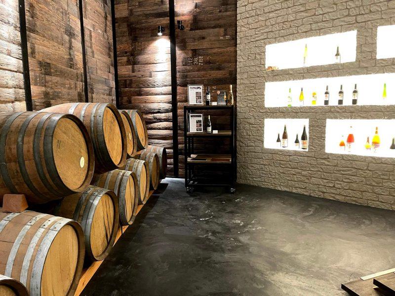 河内ワイン,河内ワイン館